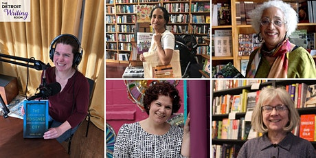 Detroit Writing Room Speakers Series: Detroit Bookshop Owners tickets
