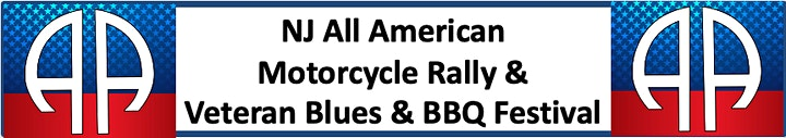 NJ All American Motorcycle Rally & Veterans Blues & BBQ Festival image