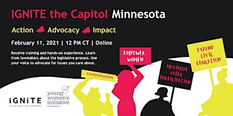 IGNITE the Capitol: Minnesota tickets