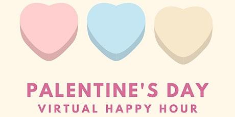 Palentine's Day Virtual Non-profit Happy Hour tickets