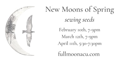 Special Bundle Package – 3 New Moons of Spring