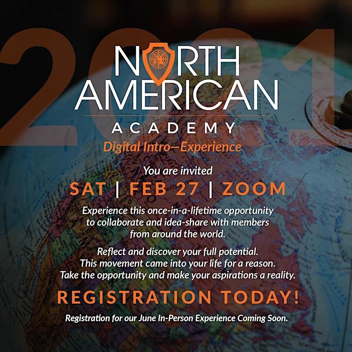 2021 North American Academy: Digital Intro image