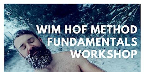 Wim Hof Method Fundamentals Workshop Experience (Mandala Springs, NC) tickets