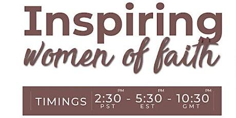 Inspiring Women of Faith tickets