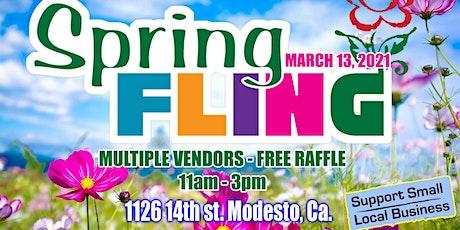 Spring Fling tickets