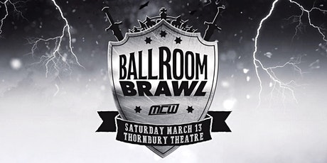MCW Ballroom Brawl tickets