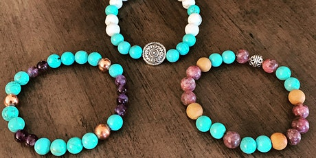Crystal Intention Healing Bracelet Workshop tickets