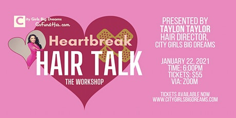 Heartbreak Hair Talk tickets