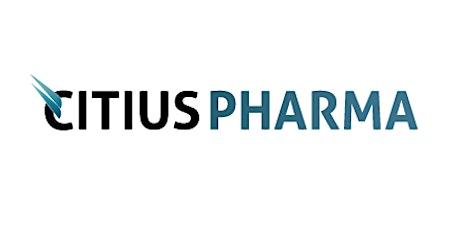 Citius Pharmaceuticals, Inc.-Webinar 1/21/2021 tickets