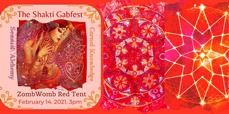 February ZoomWomb Red Tent tickets