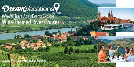 Raise a Glass for Wine-Themed River Cruises! tickets