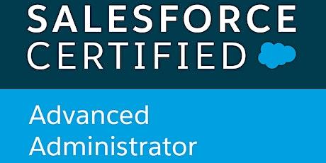 Salesforce Advanced Admin Study Group tickets