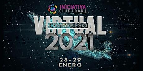 CONGRESO NACIONAL DE INICIATIVA CIUDADANA boletos