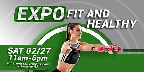EXPO FIT AND HEALTHY tickets