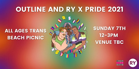 Trans beach picnic w/ OUTLine tickets