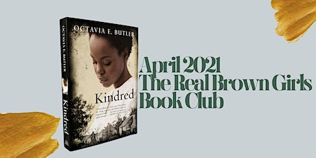 Online Event: April Book Club: Kindred tickets