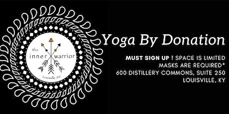 Wednesday Gentle Yoga + Meditation w/ Gabriella tickets