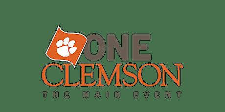 ONE Clemson Golf &  Main Event Sponsorships - Championship Sponsor ($4,000) tickets