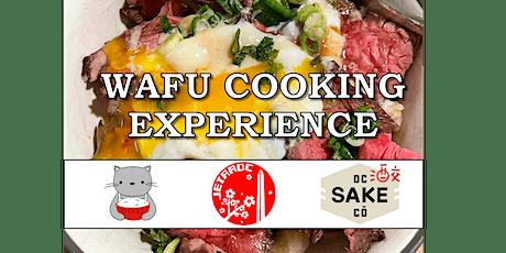 JETAADC 10+ Alumni: Wafu Cooking Experience tickets