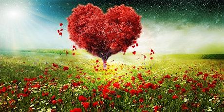 Nourish your Heart: Self-Love Valentine's Sound Bath & Meditation tickets