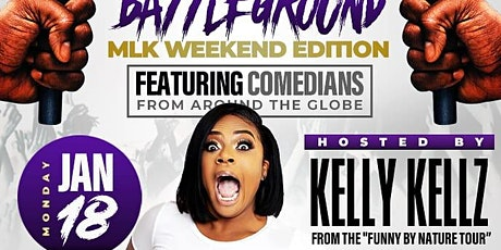 Dawg House Atlanta Presents Comedian Kelly Kellz/Free Entry/SOGA ENT/1 tickets
