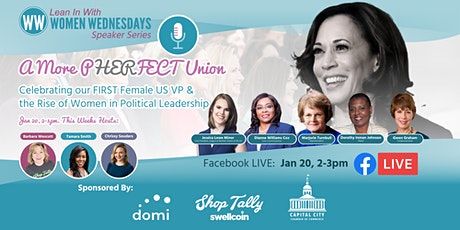 A More pHERfect Union: The Rise of Women in Political Leadership tickets