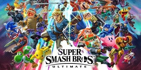 Copy of Smash Bros Tournament tickets