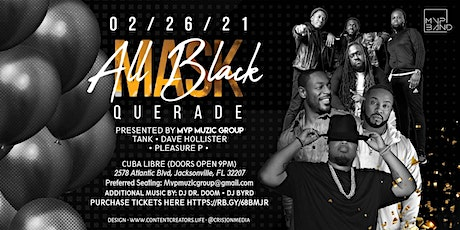 All Black Mask-Querade tickets