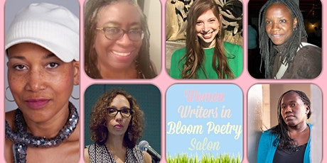 WomenWriteBloom Salon+Open Mic w/Cherry, Franklin, Jamison & Lowe Sat 2/13! tickets