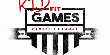 CrossFit Lamar KidFit Games tickets