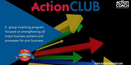 ActionCLUB - Business Systems, Training and Technology tickets