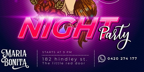 Night Party tickets
