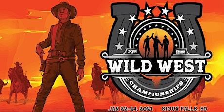 Wild West Championships tickets