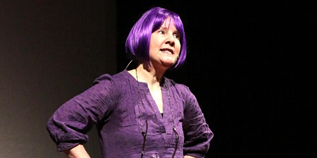 Masterclass: Storytelling for Talks or How a Story Saved.... , Irene Friend tickets
