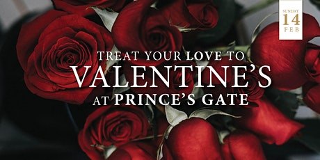 Treat your love to Valentine's at Prince's Gate Rotorua tickets