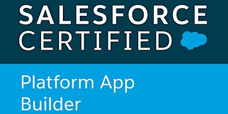 Salesforce Platform App Builder Study Group tickets