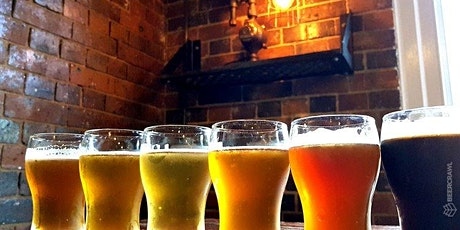 Fun Beer Tasting  3-course lunch tickets