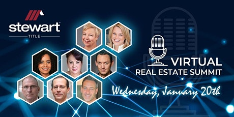 Copy of Virtual Real Estate Summit 2021 - Livestream tickets