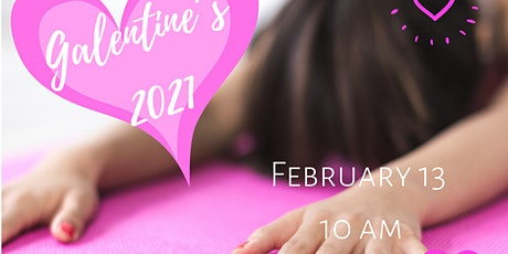 Morristown Galentine's Heart Opening Yoga tickets