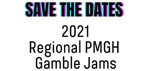 MIDLANDS Gamble Jam Training tickets