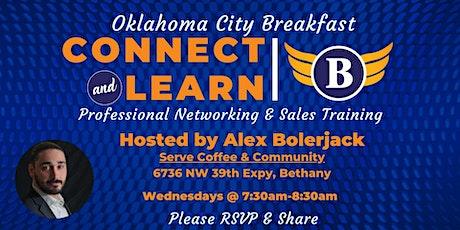 OK | OKC - Breakfast Networking and Sales Training tickets