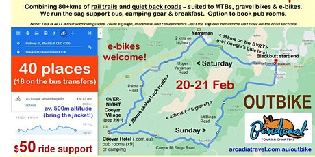Loopy Rail Trail Weekend tickets