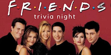 Virtual Live Friends Trivia Night tickets