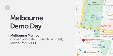 Melbourne Demo Day | Sat 20th February tickets