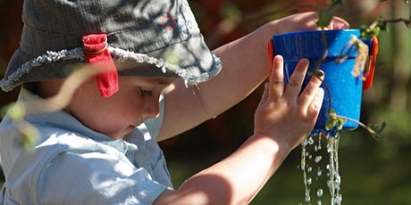 FREE Water Play for young children TINANA tickets