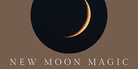 New Moon Magic + Soulful Flow Yoga tickets