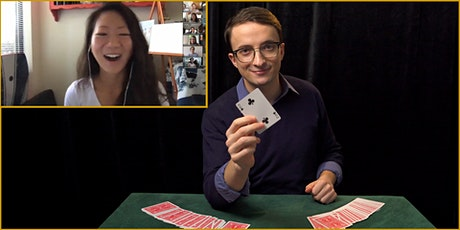 Virtually Unreal: an Interactive Magic Experience tickets