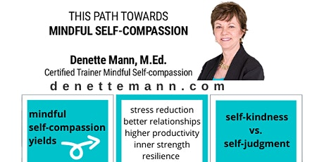 Moment of Self-compassion:  make a difference to your day tickets