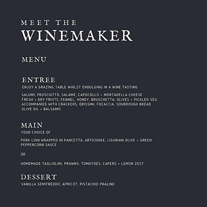 Meet the Winemaker image