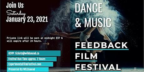 Dance & Music (FREE) Virtual Film Festival   Stream this Saturday Jan 23rd tickets